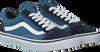 Blauwe VANS Sneakers OLD SKOOL WMN - small