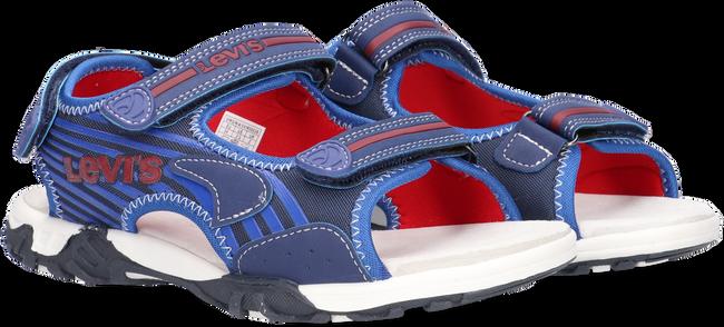 Blauwe LEVI'S Sandalen VIRGINIA  - large