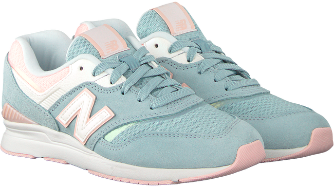 Grijze NEW BALANCE Sneakers WL697  - large