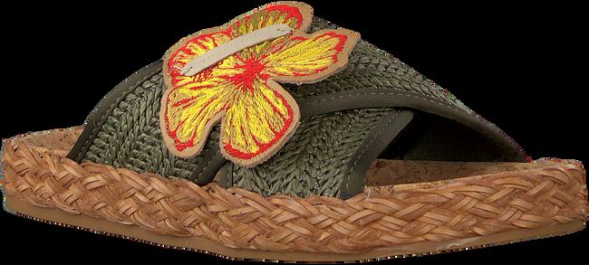 Groene SCOTCH & SODA Slippers ANGLE  - large