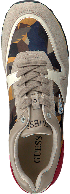 Beige GUESS Sneakers NEW CHARLIE  - large