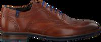 Cognac FLORIS VAN BOMMEL Nette schoenen 19048  - medium