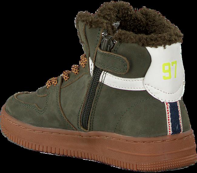 Groene VINGINO Sneakers ELIA MID  - large