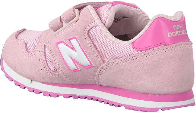 Roze NEW BALANCE Lage sneakers YV373/IV373  - large