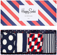 Multi HAPPY SOCKS Sokken GIFT PACK - medium