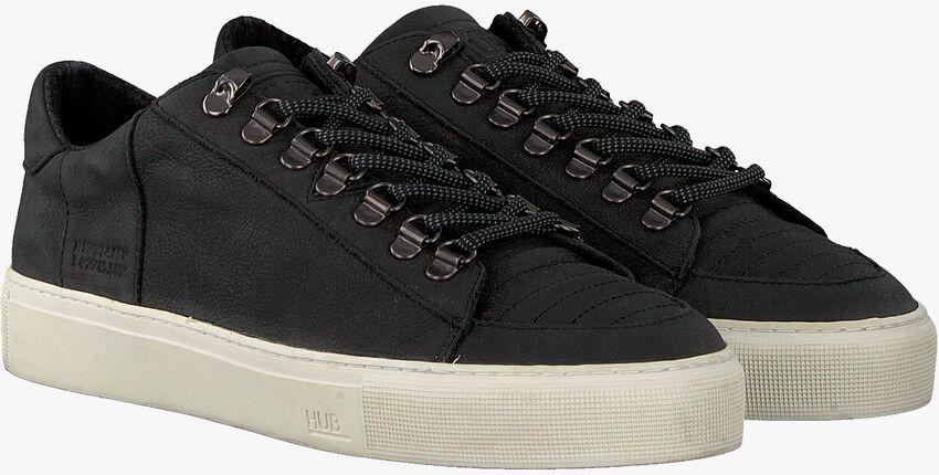 Zwarte HUB Sneakers TOURNAMENT-M CS  - larger