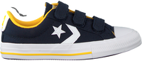 Blauwe CONVERSE Lage sneakers STAR PLAYER 3V OX KIDS  - medium