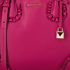 Roze MICHAEL KORS Handtas MD CENTER ZIP TOTE - small
