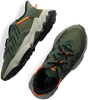Groene ADIDAS Lage sneakers OZWEEGO J  - small