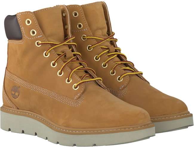 Camel TIMBERLAND Enkelboots KENNISTON 6IN LACE UP  - large