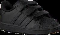 Zwarte ADIDAS Sneakers SUPERSTAR CF I - medium