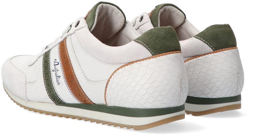 Witte AUSTRALIAN Lage sneakers CORNWALL  - larger
