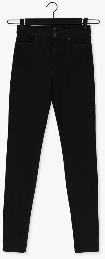 Zwarte 7 FOR ALL MANKIND Skinny jeans HW SKINNY - larger