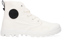 Witte PALLADIUM Hoge sneaker W PAMPA HI TWILL  - medium