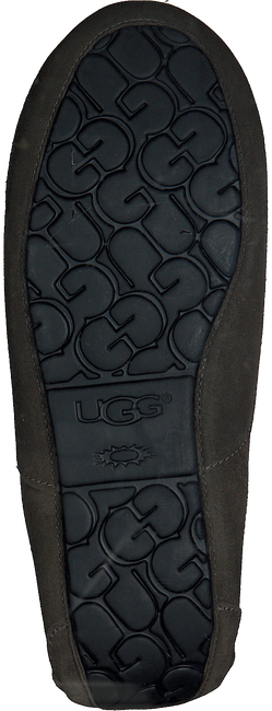 Grijze UGG Pantoffels ASCOT - large