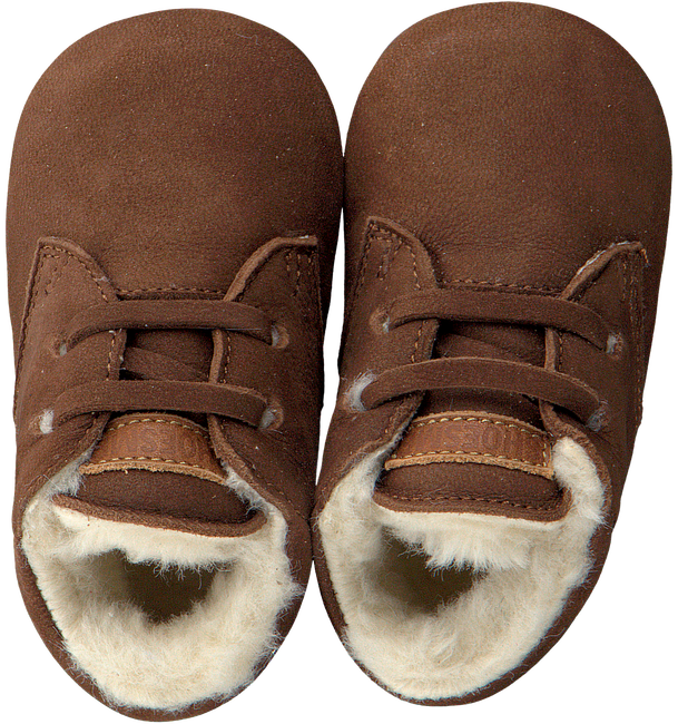Cognac SHOESME Babyschoenen BP9W027  - large
