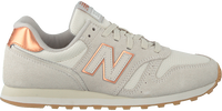 Witte NEW BALANCE Lage sneakers WL373 DAMES  - medium