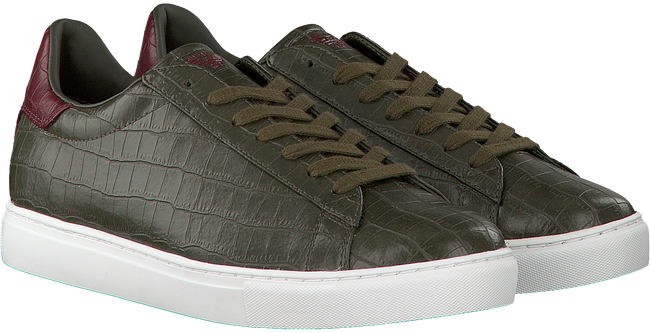 Groene ARMANI JEANS Sneakers 935022  - large