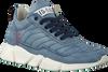 Blauwe RED-RAG Sneakers 15293  - small