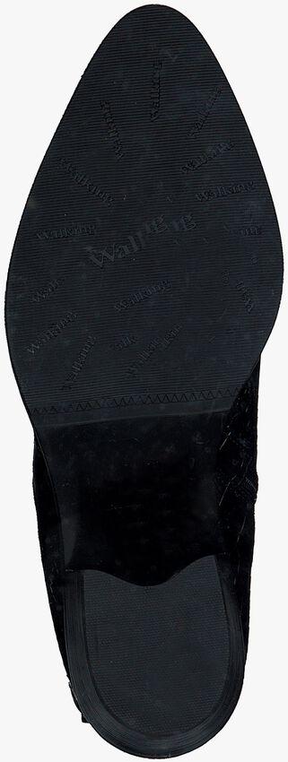Zwarte OMODA Enkellaarsjes 760202  - larger
