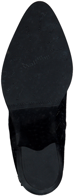 Zwarte OMODA Enkellaarsjes 760202  - large