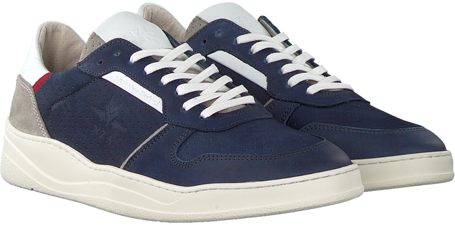 Blauwe NZA NEW ZEALAND AUCKLAND Sneakers KUROW II - large