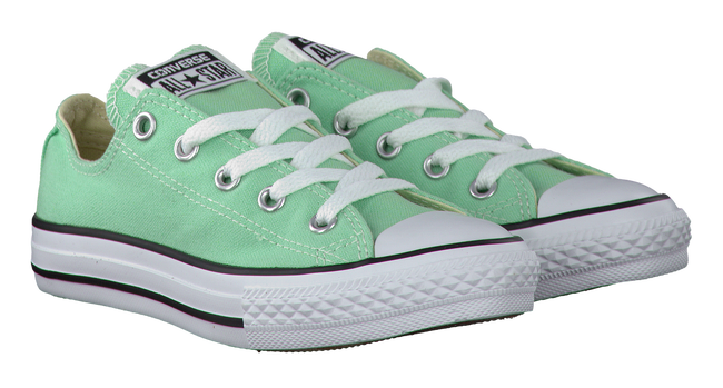 Groene CONVERSE Sneakers AS SEAS OX KIDS  - large