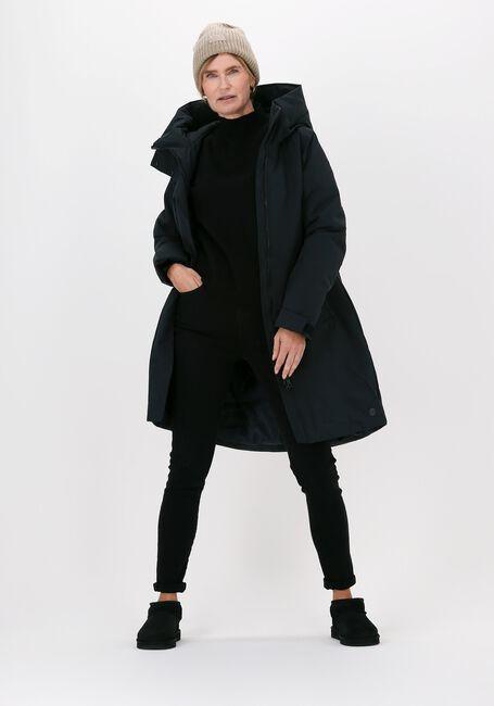 Donkerblauwe ELVINE Gewatteerde jas ELINE - large
