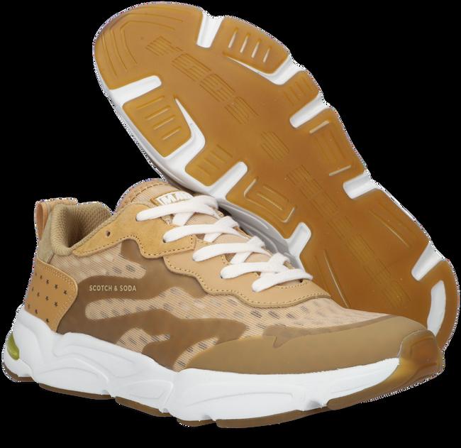 Camel SCOTCH & SODA Lage sneakers LOU  - large