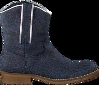 Blauwe HIP Enkellaarsjes H1524  - medium
