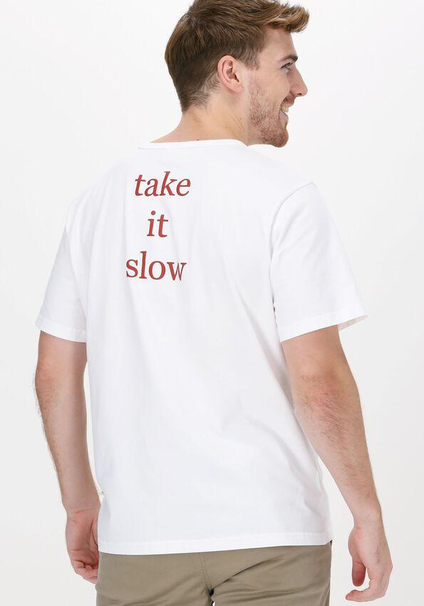 Witte FORÉT T-shirt BOOK T-SHIRT - larger