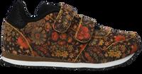 Zwarte WODEN Lage sneakers YDUN SUEDE KIDS  - medium