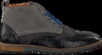 Grijze CYCLEUR DE LUXE Nette schoenen LIMA  - medium
