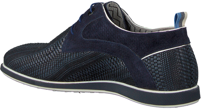Blauwe FLORIS VAN BOMMEL Sneakers 18201  - large