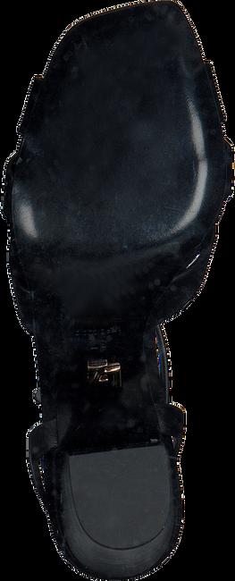 Zwarte LOLA CRUZ Sandalen 406Z10BK  - large