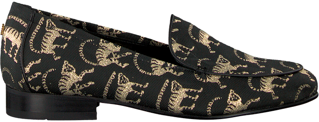 Zwarte FABIENNE CHAPOT Loafers HAYLEY LOAFER JAQUARD - large