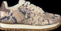 Witte WODEN Lage sneakers YDUN SNAKE  - medium