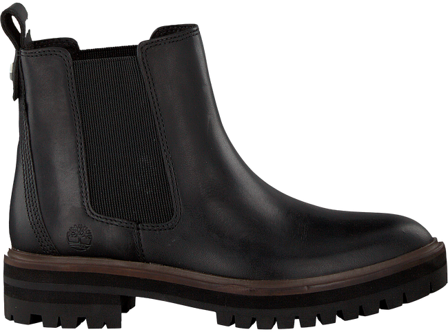 Zwarte TIMBERLAND Chelsea boots LONDON SQUARE CHELSEA - large