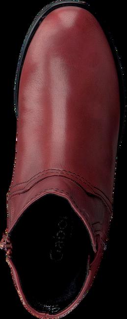 Rode GABOR Enkellaarsjes 804  - large