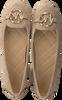 Beige MICHAEL KORS Ballerina's LILLIE MOC  - small