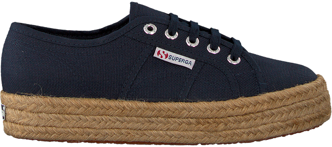 Blauwe SUPERGA Sneakers 2730 COTROPEW - large