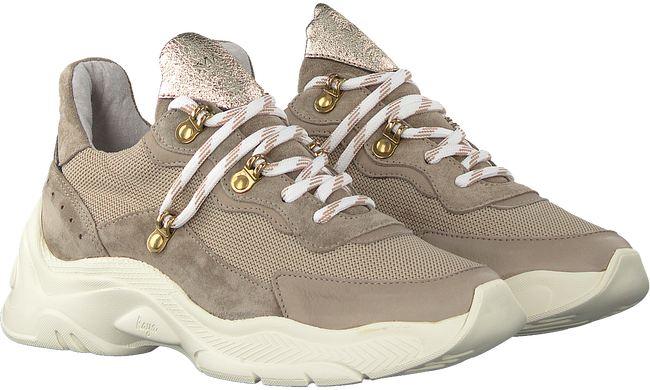 Taupe VIA VAI Lage sneakers RAYA BREEZE - large