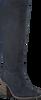 Blauwe SHABBIES Lange laarzen 250191  - small