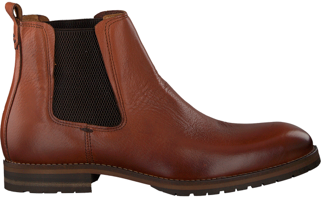 Cognac OMODA Chelsea Boots MINFUSA610.01OMO - large