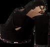 Zwarte UNISA Sandalen VITOL  - small