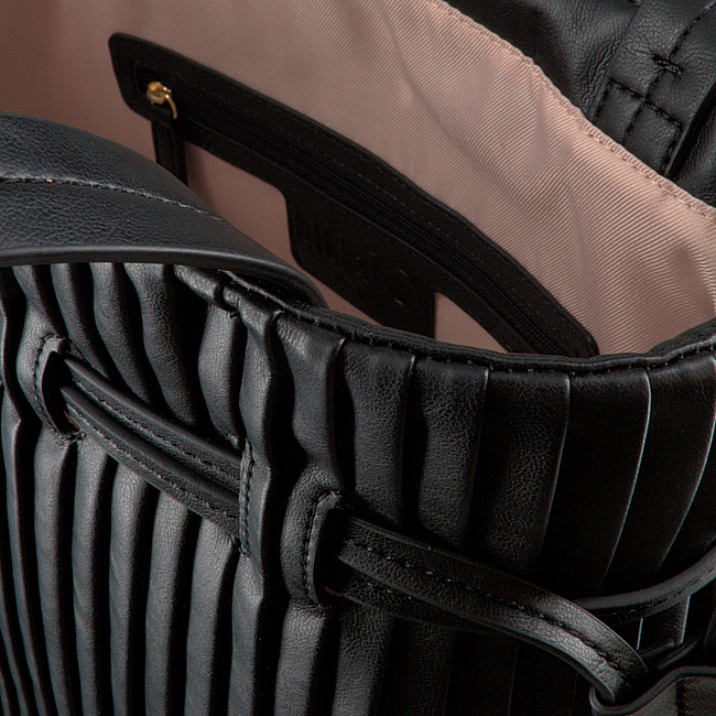 Zwarte LIU JO Handtas BRIL BASKET BAG  - large