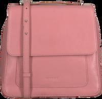 Roze MYOMY Schoudertas MY BOXY BAG LOCKER  - medium