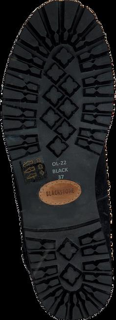 Zwarte BLACKSTONE Veterboots OL22  - large