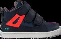 Blauwe BUNNIES JR Hoge sneaker PATRICK PAT  - medium