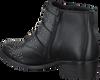 Zwarte BRONX Enkellaarsjes 43771  - small